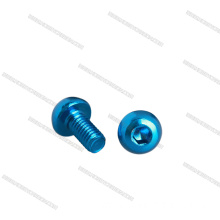 Anodized 7075 Aaluminum With Round Hex Head Screws
